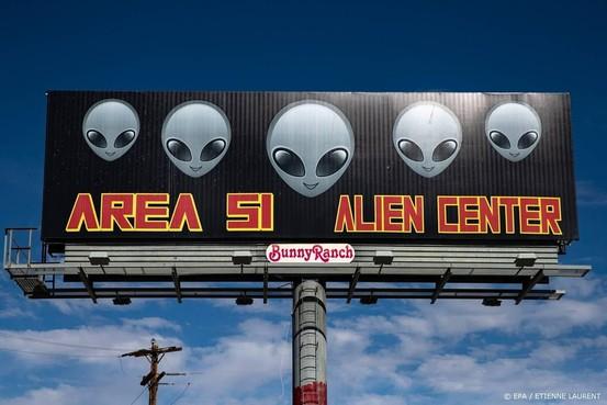 Nederlanders gearresteerd bij Area 51 in VS