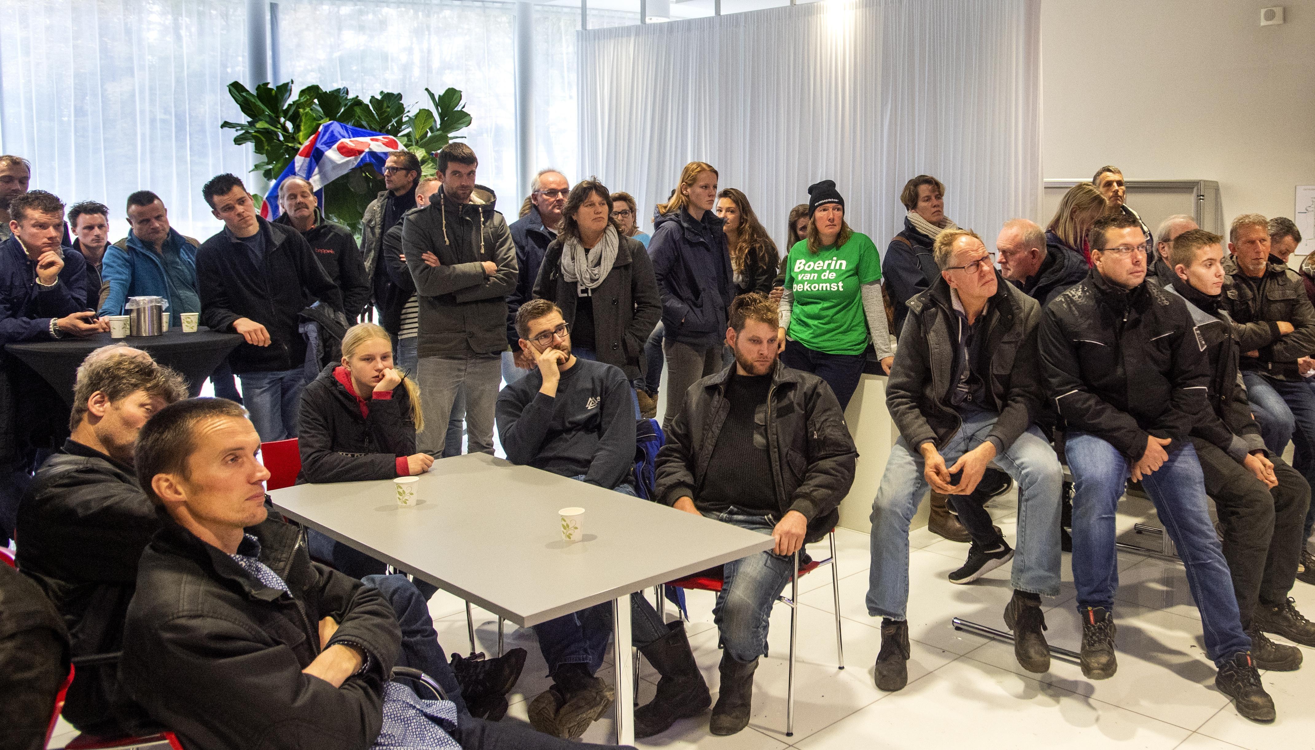 Boer vangt weer bot in Haarlem: nieuwe acties zijn onderweg - De Gooi- en Eemlander
