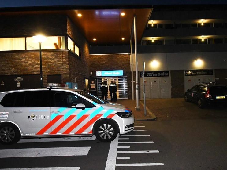Inbrekers betrapt door medewerkers Albert Heijn Oegstgeest