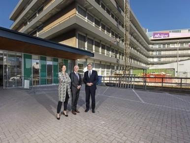 Raad van Bestuur: 'Fusie Alrijne ziekenhuizen moest wel'