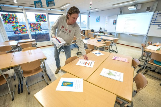 Josephschool neemt leerlingen Joppensz over: 'Vertrouwen in 'n goed slot'