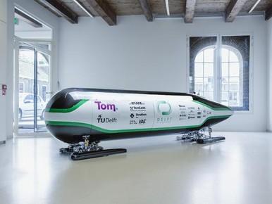 Hyperloop TU Delft gaat in testbuis SpaceX
