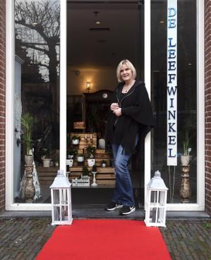 Wendy Zwart: winkel voor het goede doel