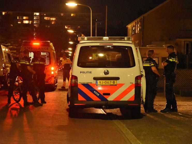 Twee gewonden bij vechtpartij in Katwijk