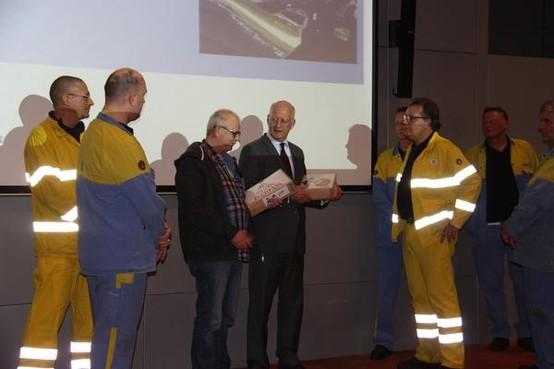 Roep om lagere pensioenleeftijd Tata Steel IJmuiden
