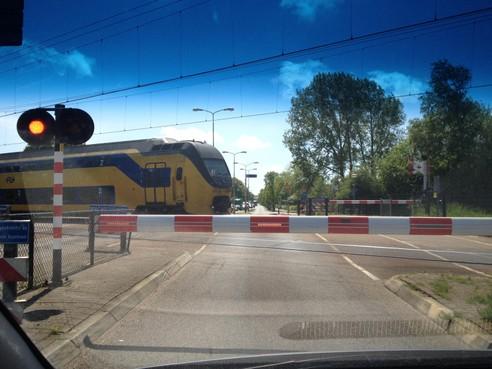 Spoorstaven Beverwijkerstraatweg 'preventief vervangen': zaterdag geen treinen tussen Alkmaar en Haarlem/Zaandam