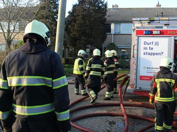 Twee mannen aangehouden in verband met hennepkwekerij Dirkshorn