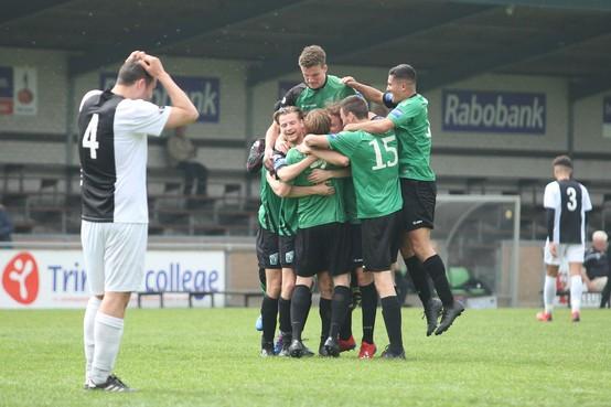 SVW'27 op eigen kracht veilig na mooie zege in derby tegen Kolping Boys