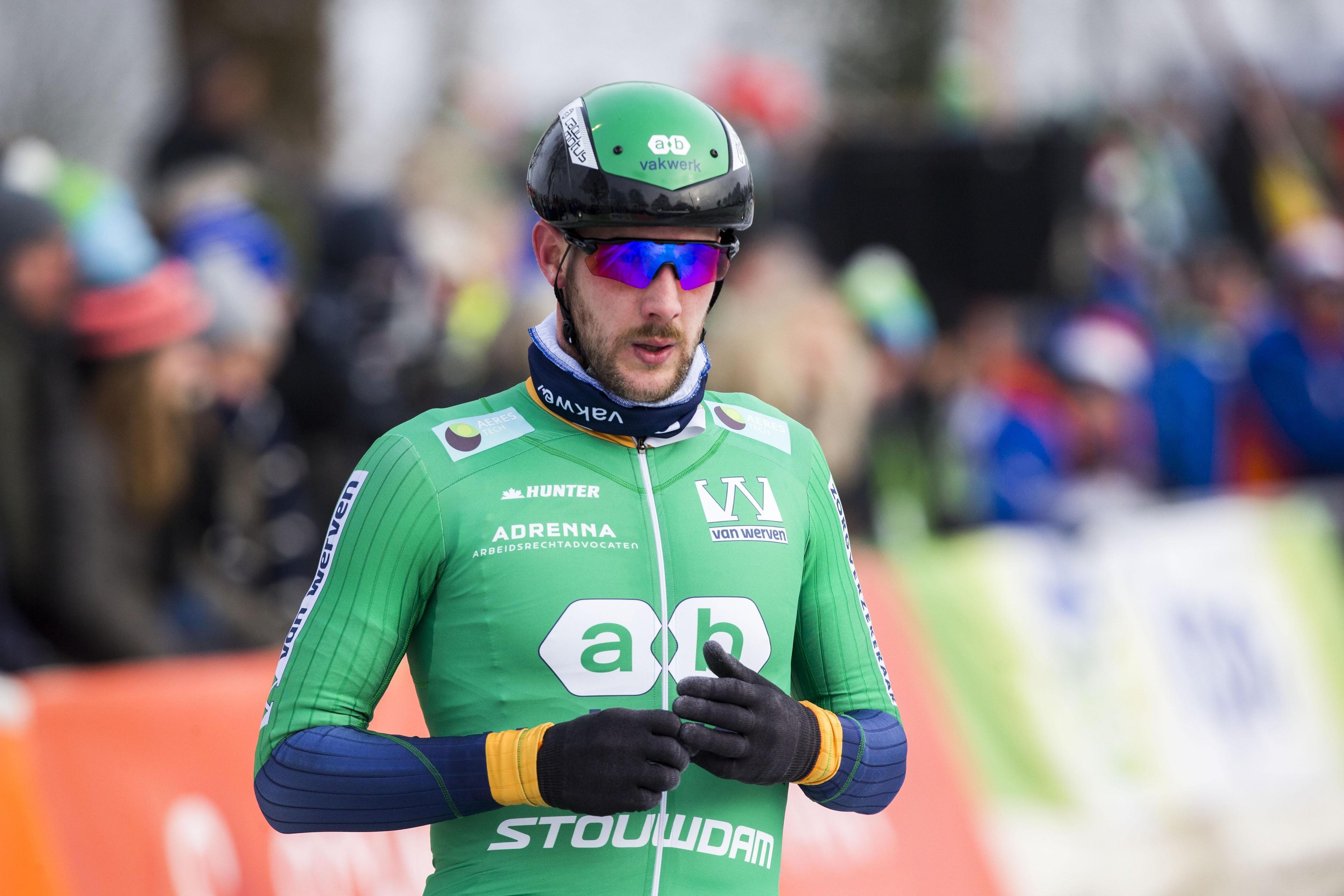 Gary Hekman wint schaatsmarathon in Haarlem - Haarlems Dagblad