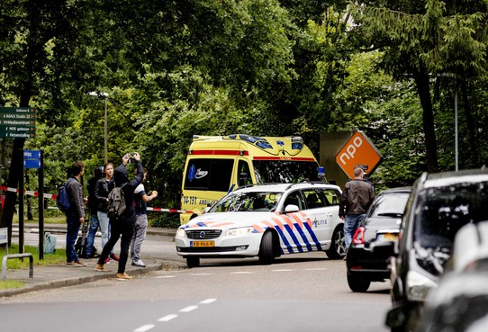 Verdachte gijzeling op Mediapark naar Pieter Baan Centrum