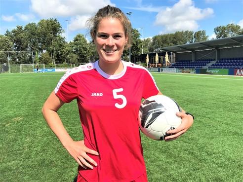 De Nieuwkomer, Chantal Schouwstra (VV Alkmaar): Routinier om een jong team de weg te wijzen