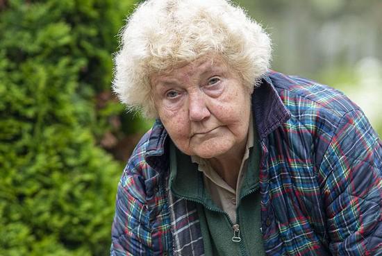 Voormalig hortulanus Carla Teune (76) is nooit klaar met de tuinen van de Hortus botanicus