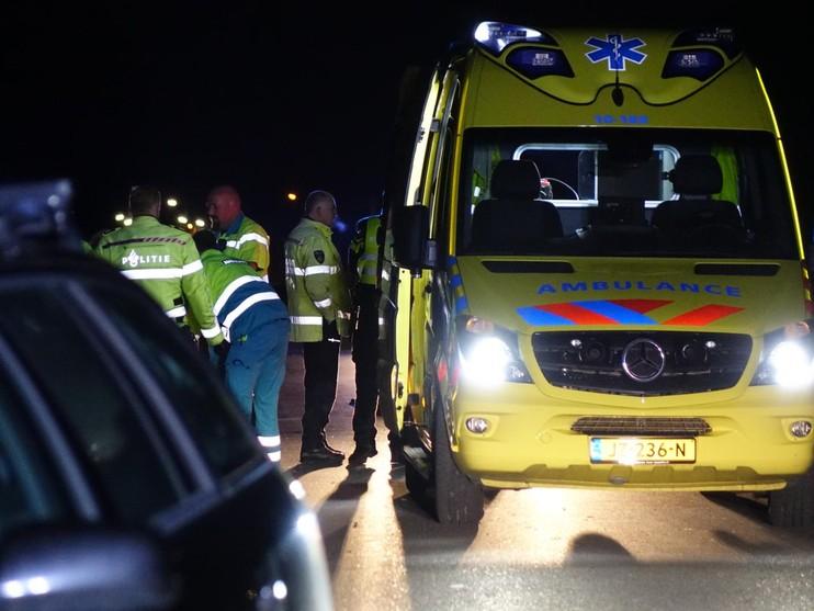 Voetganger overleden bij ongeval in Warmenhuizen