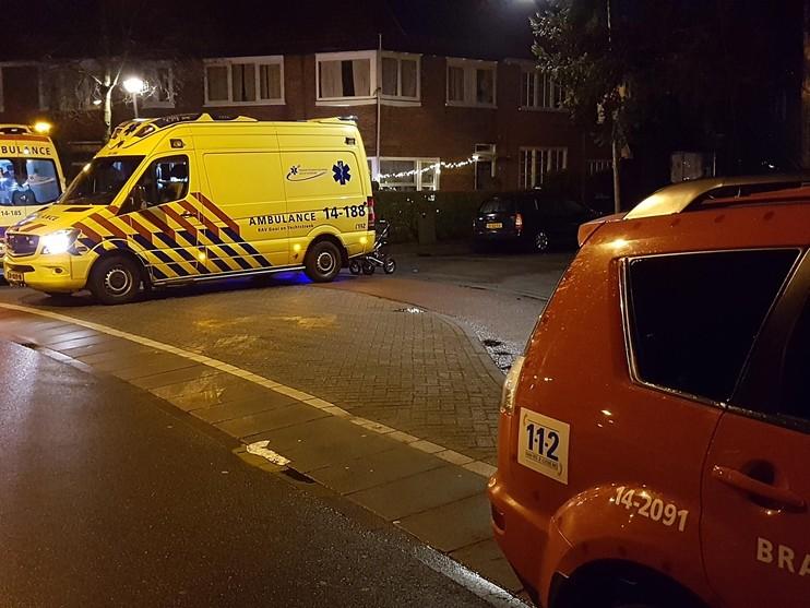 Pizzeria in Hilversum uitgebrand: 'Ik zag iemand wegrennen' [video]