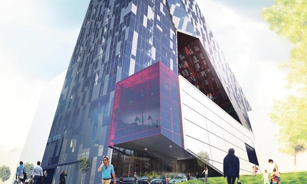 Gerenommeerd Amerikaans bureau ontwerpt groot en modern hotel voor Leiden. Maar namens wie?