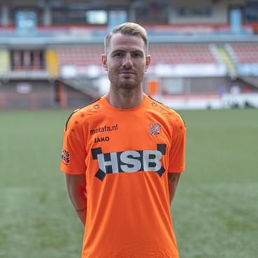 'Droomaanwinst' Cas Peters van FC Volendam naar TOP Oss