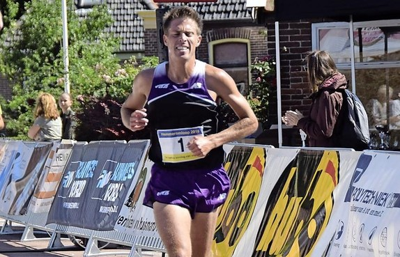 Atleet Butter uit Castricum slaagt niet in olympische missie