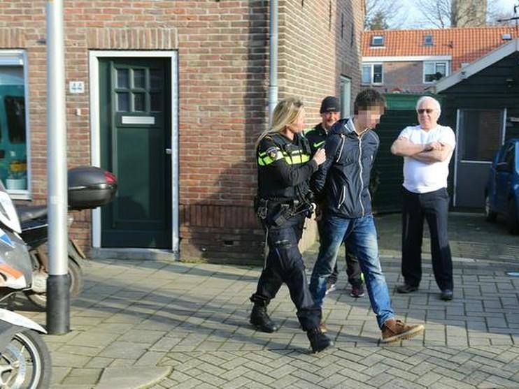 Daders gewapende overval tankstation gepakt na grote politieactie in Rijnsburg