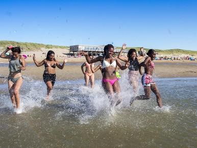 Provincie: niets toevoegen op Helders strand