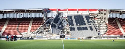 Telstar in onzekerheid over wedstrijd tegen Jong AZ; in Alkmaar Wijdewormer, Velsen-Zuid, Volendam of helemaal niet?