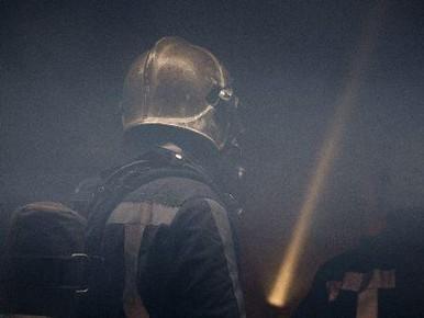 Brandweerofficieren Kennemerland experimenteerden met meditatie