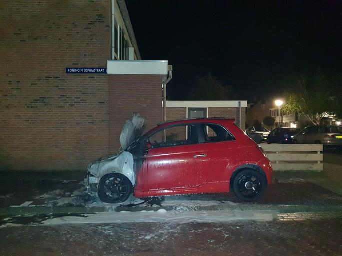 Twee autobranden op verschillende plekken in Alkmaar
