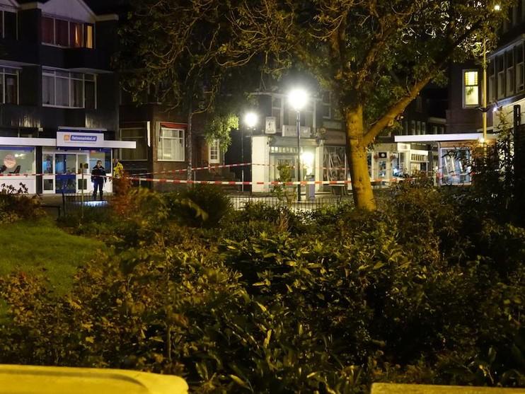 Man zwaargewond bij schietpartij in centrum Zaandam [video]