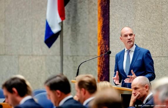 CU-voorman Segers pleit voor matiging