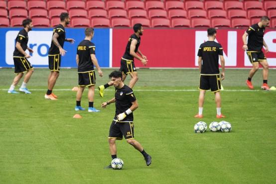 Trainer Doll: APOEL is klaar voor Ajax
