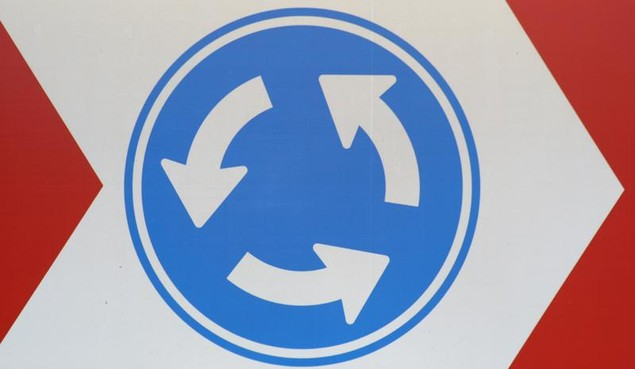 Gemeenteraad wil toch rotonde Visweg/Rijksweg Limmen