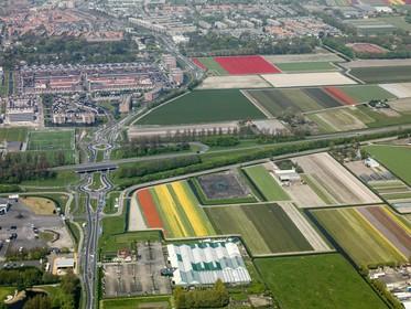 Bronsgeest in Noordwijk wordt gedeeltelijk bebouwd