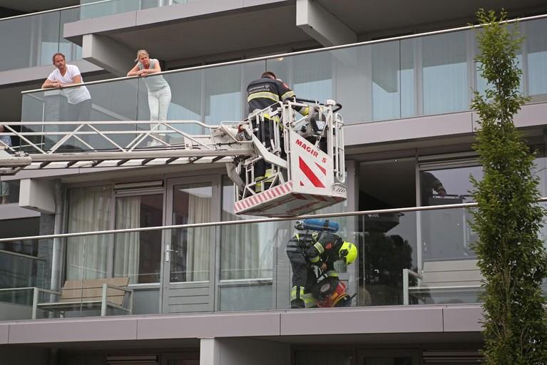 Man (31) aangehouden op verdenking dubbele brandstichting in Haarlem