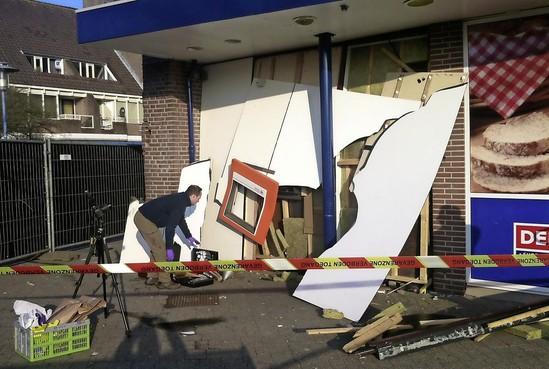 Uitslag West-Friese stelling: Veiligheid gaat voor bij pinautomaat
