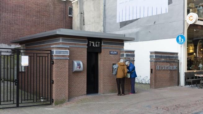 Openbare toiletten op agenda Voorschotense politiek: 'Geen lelijke, stinkende pisbakken'