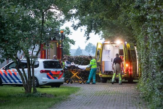 Vader van gewonde 17-jarige Soester na explosie: 'Mijn zoon had echt dom geluk'