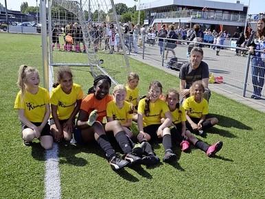 Basisschool Gaandeweg is klaar met voetballen