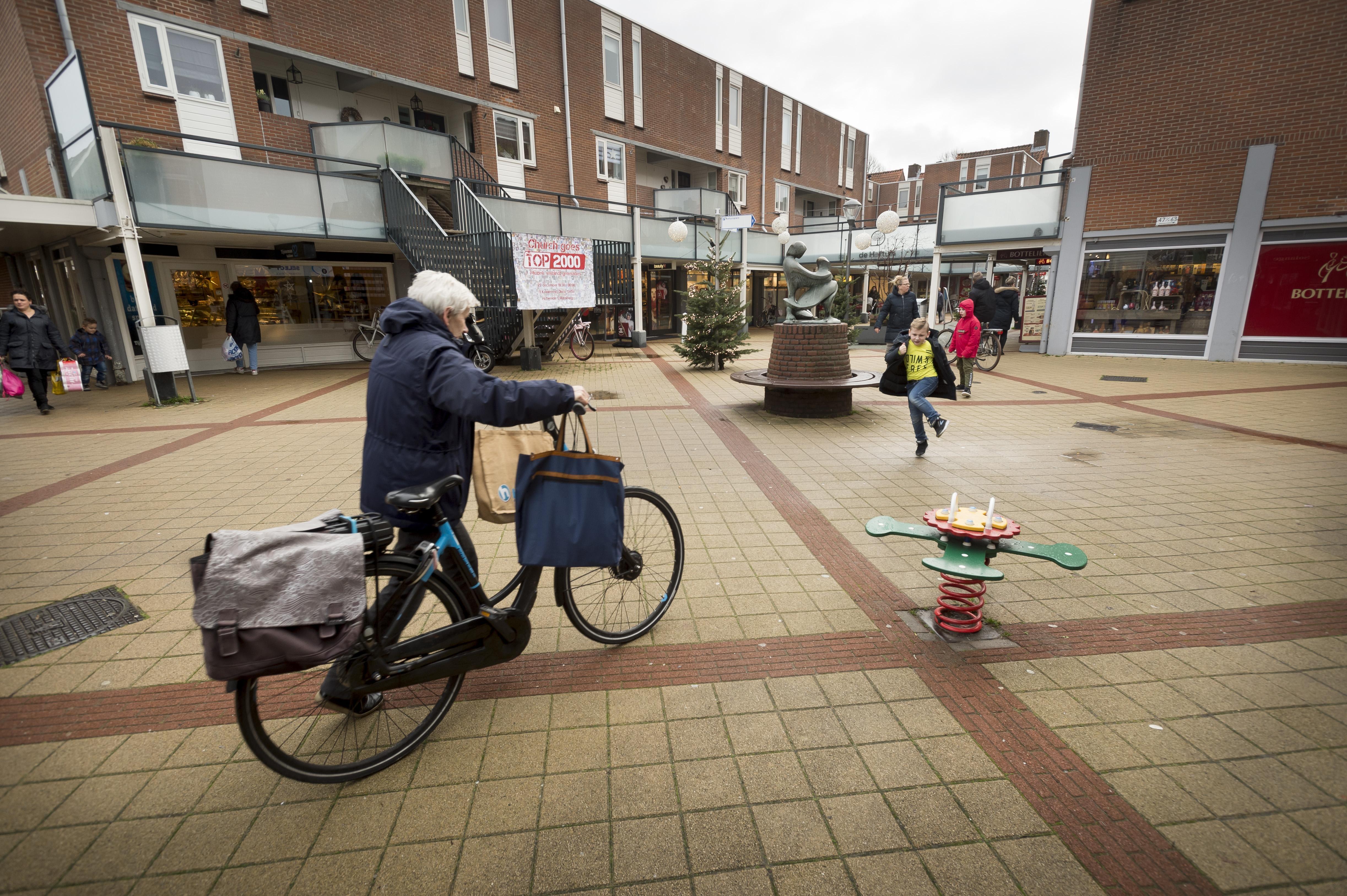 Snel einde aan impasse rond nieuw Hoftuinplein in Rijnsburg - Leidsch Dagblad