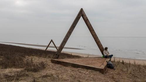 Plan Noordvoort: fluisterstil stukje strand tussen Noordwijk en Zandvoort [video]