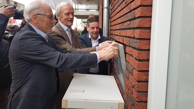 Noordwijkse Woningstichting neemt appartementencomplex De Rederijker in gebruik