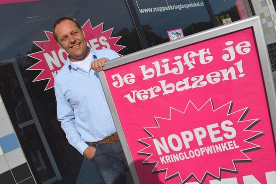 OR kringloopwinkel Noppes wil nieuw bestuur