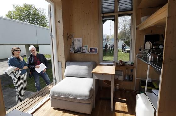 Tiny houses op Corodex-terrein in Zandvoort-Noord?