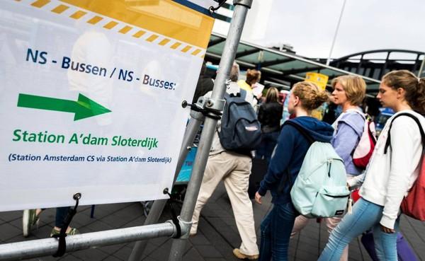NS-bussen rijden vanaf januari op biobrandstof