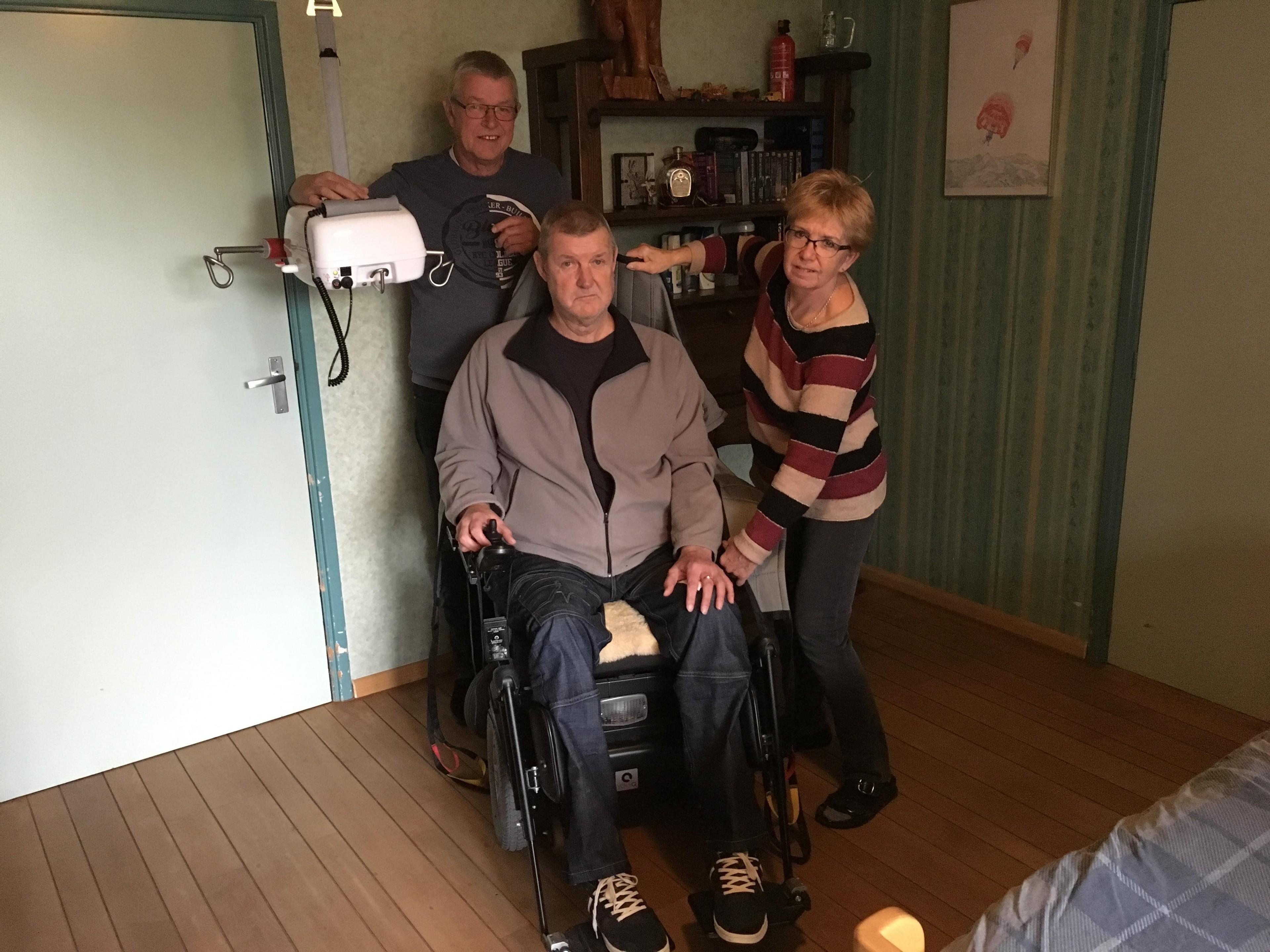 Ron en Yvon uit Sijbekarspel ontfermen zich over zijn zieke broers: 'We hebben eigenlijk altijd bij de dag geleefd' - Noordhollands Dagblad