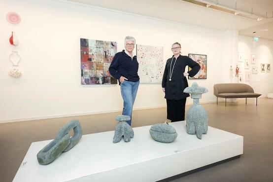 'Crones' in de kracht van hun leven exposeren in Kunst centrum Haarlem