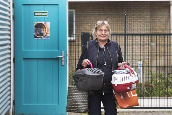 Egels Pippa en Massi krijgen vrijheid terug na winterslaap bij egelopvang Haarlem