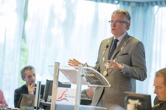 Kritiek burgemeester Den Helder op eigen VVD