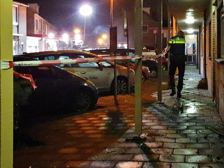 Drie auto's uitgebrand in Egmond aan Zee