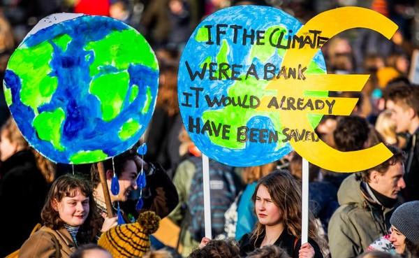 Students for Climate organiseert eigen klimaatprotest, donderdag actie op de dam