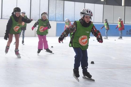 Leiden krijgt nieuwe ijsbaan