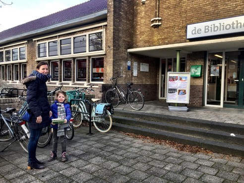 Bibliotheken Voorschoten en Wassenaar mogelijk minder vaak open